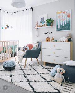 couleur mixte pour chambre enfant