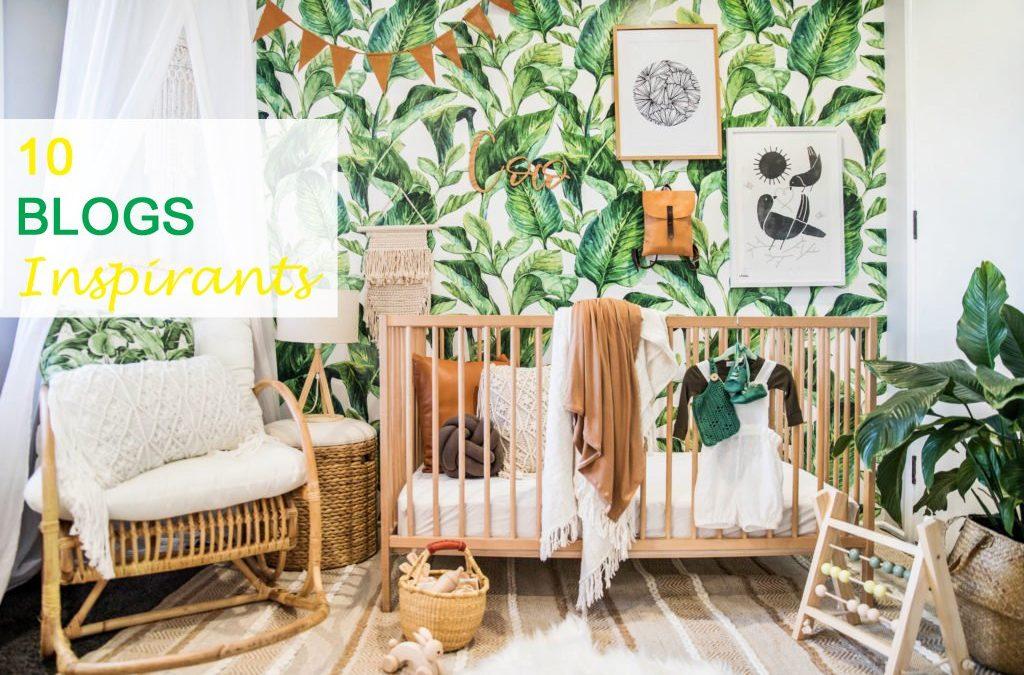 Déco Chambre Bébé: 10 Blogs Inspirants!