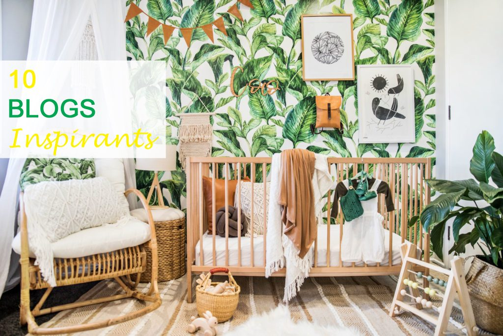 decoration chambre bébé blog
