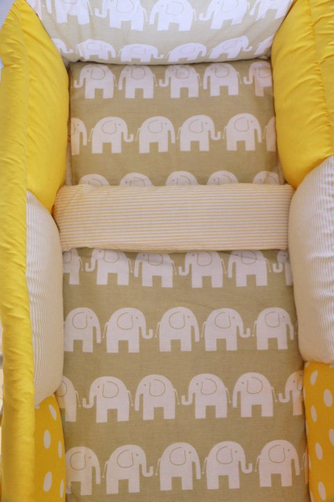 linge de lit parure pour berceau petite fille