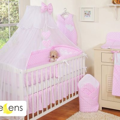 chambre bebe rose pour fille