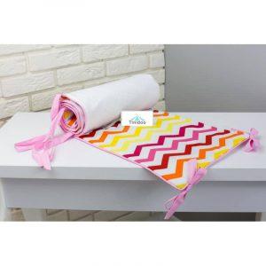 tour de lit intégral pour berceau cododo