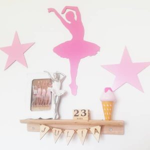 décoration danseuse étoile